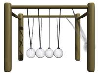 swinging balls