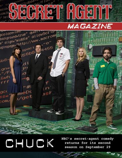 Secret Agent Magazine
