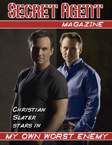 Christian Slater: My Own Worst Enemy